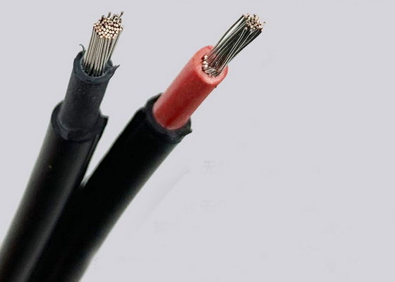 Tinned Copper Conductor 55A 6.0mm Twin Core Solar Cable