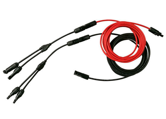Solar System extension Cable 4mm2 XLPE Black and Red