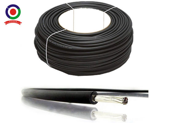 Electrical Wires 10awg Tinned Copper Pv Cable 4mm2 For Strip Solar Panel